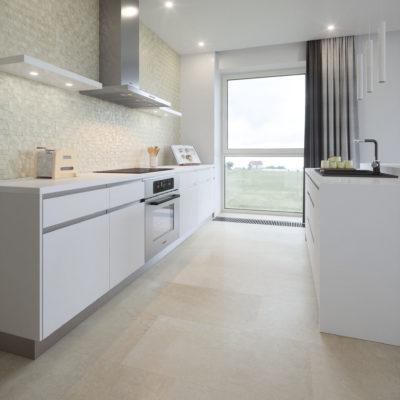 Piazen Cubic Pearl + Sand_Cozinha amb
