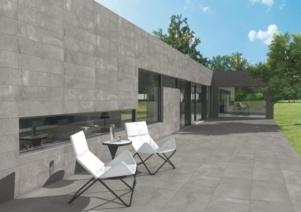 concrete fuse exterior