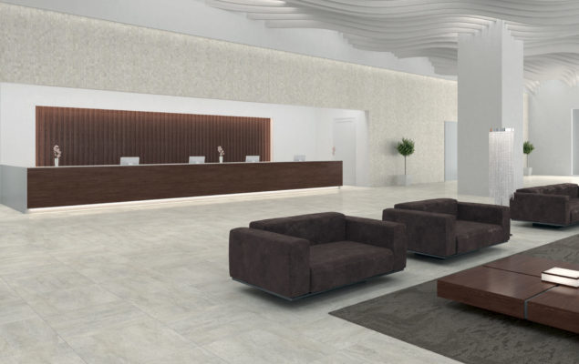 Dakar Light Grey_Hotel amb