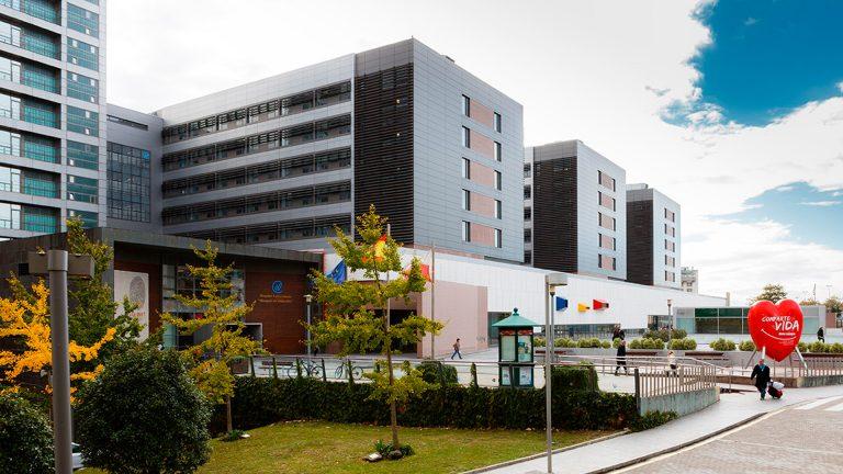 Universitary hospital Marqués de Valdecilla