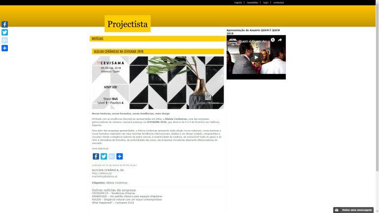Projectista