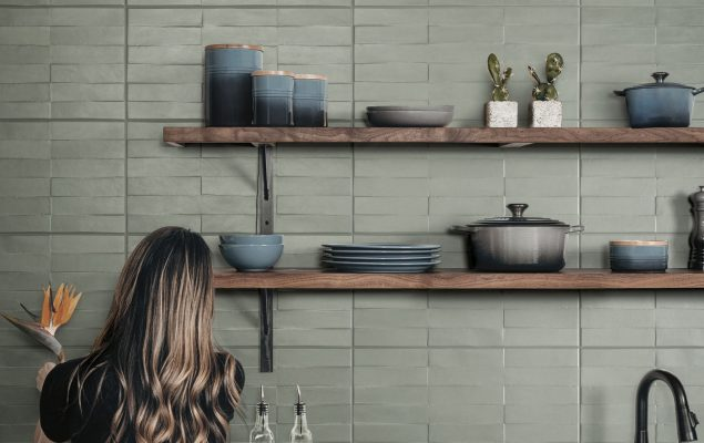 Liv'in Brick Olive Green_Cozinha amb