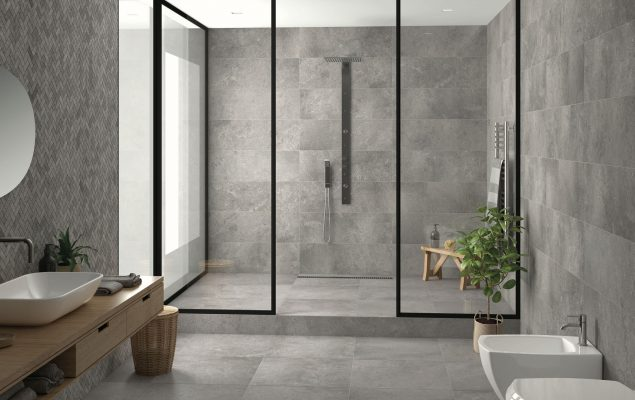 Urban Stone Grey_WC amb