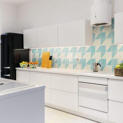 Color Art Blue_Cozinha amb