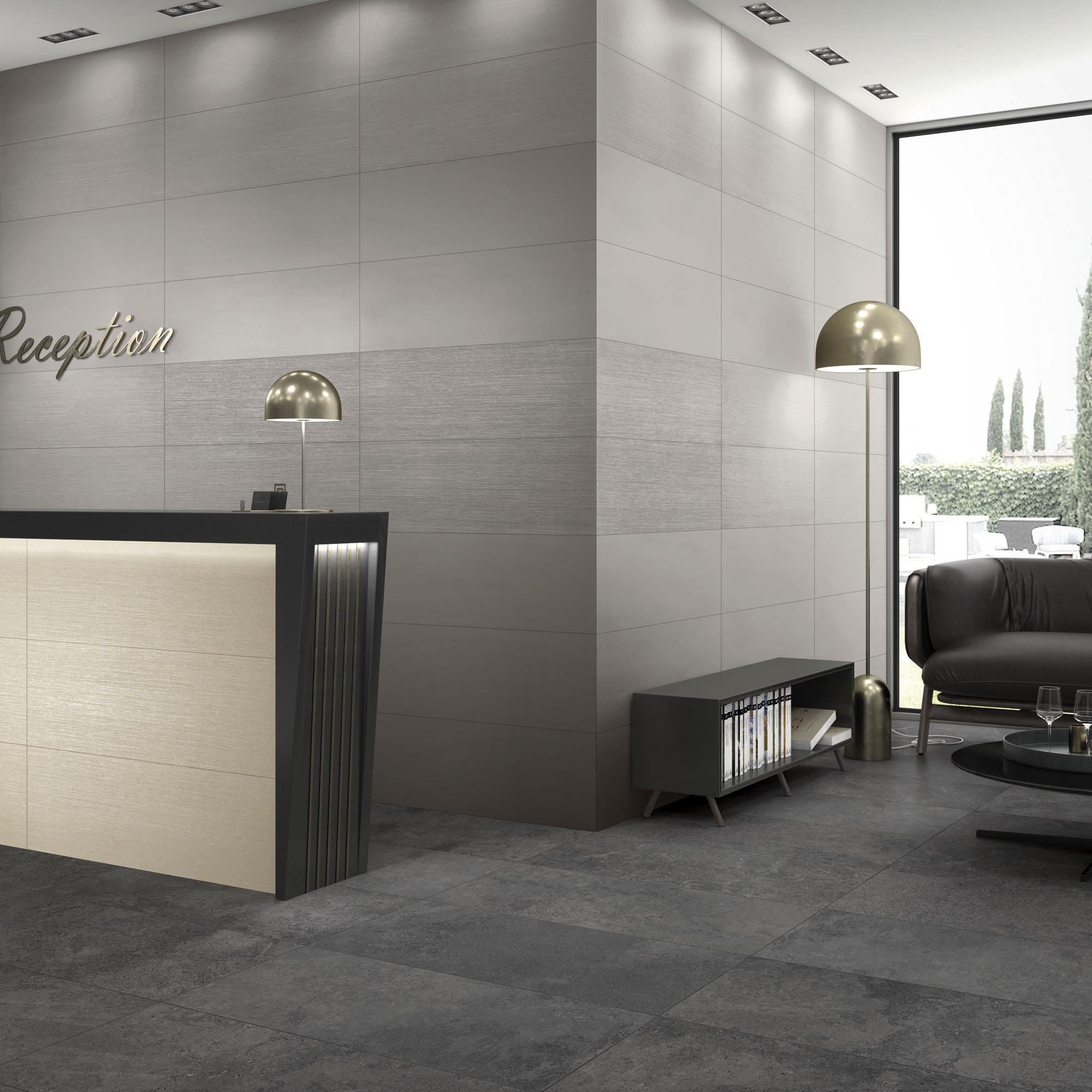 Softline Grey_Lobby Hotel amb