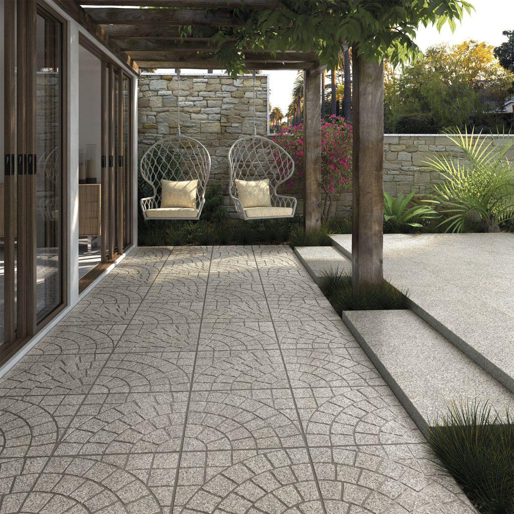 Granit Arc Grey outdoor porches