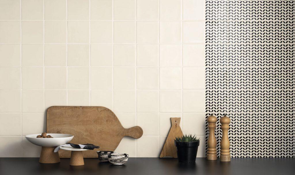 black code sprinkle cuisine décoration intérieure